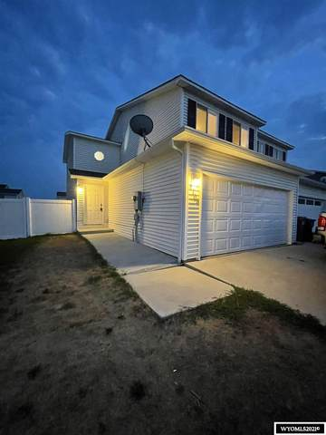 2708 Bastion Drive, Rock Springs, WY 82901 (MLS #20214400) :: RE/MAX Horizon Realty