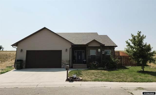 1315 Green River Drive, Douglas, WY 82633 (MLS #20214403) :: RE/MAX Horizon Realty