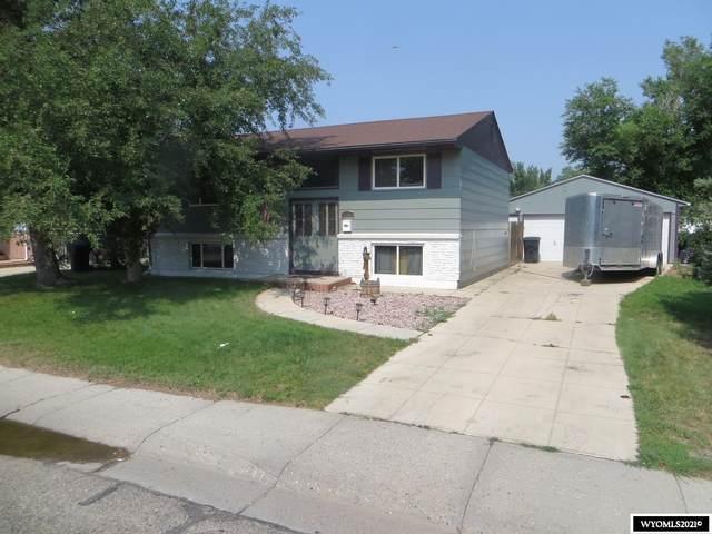 1180 S Forest Drive, Casper, WY 82609 (MLS #20214410) :: Lisa Burridge & Associates Real Estate