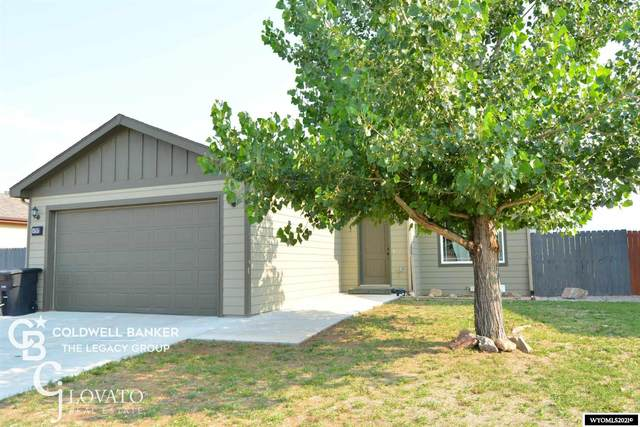 4787 Artifact, Mills, WY 82633 (MLS #20214414) :: Broker One Real Estate