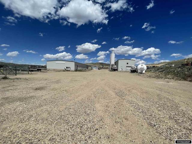 6880 State Hwy 89, Evanston, WY 82930 (MLS #20214420) :: RE/MAX Horizon Realty