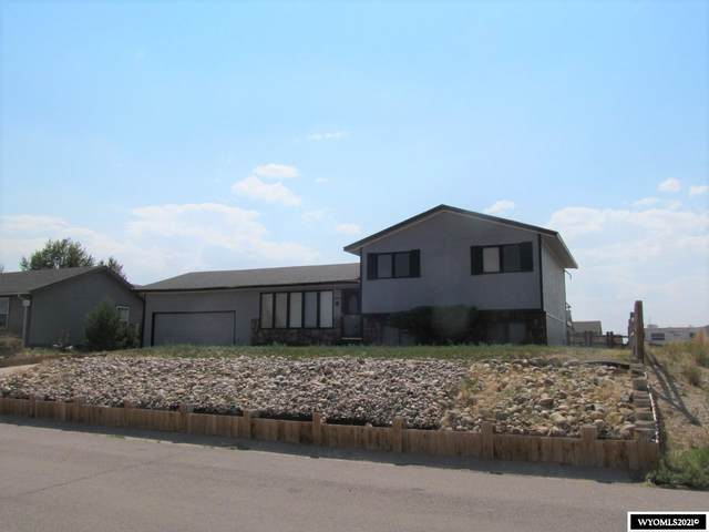 308 S 12th, Saratoga, WY 82331 (MLS #20214424) :: Real Estate Leaders