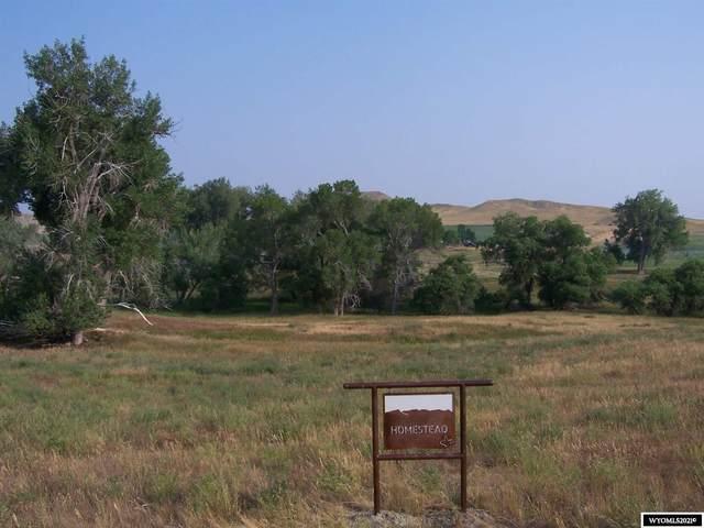 71 Sand Creek Ranch Road, Buffalo, WY 82834 (MLS #20214426) :: RE/MAX Horizon Realty