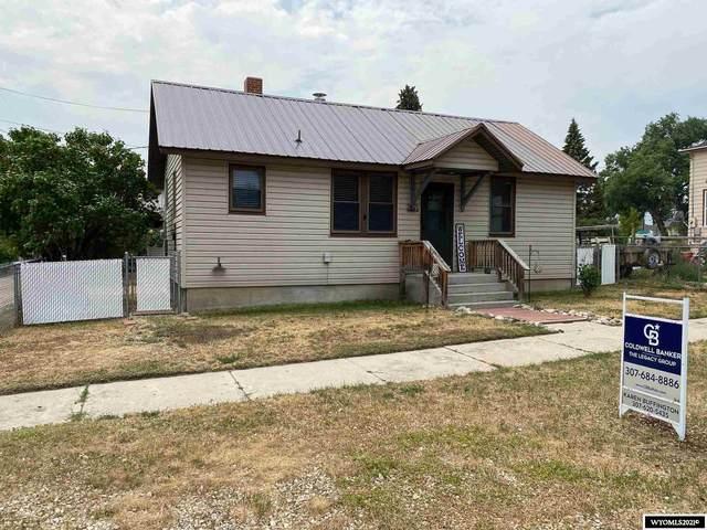 267 W Lott Street, Buffalo, WY 82834 (MLS #20214432) :: RE/MAX Horizon Realty
