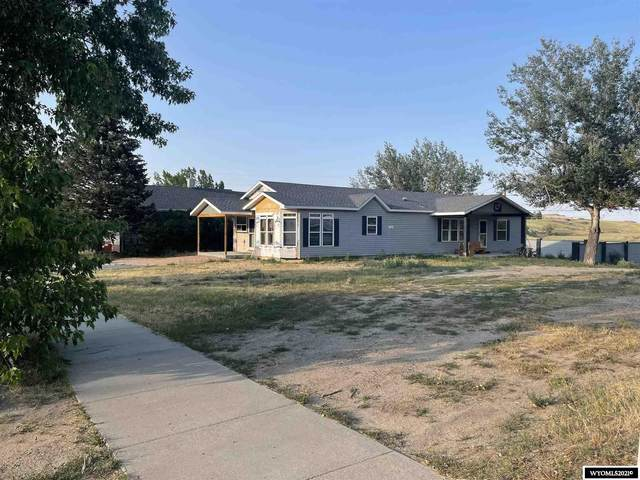 435 N 5th Street, Douglas, WY 82633 (MLS #20214437) :: Real Estate Leaders