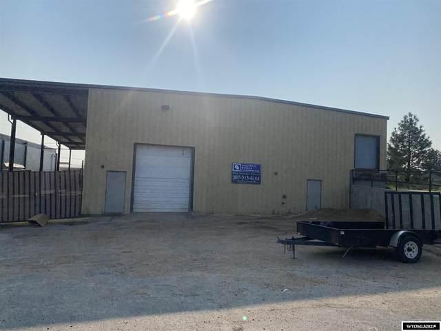 407 N Beverly St., Casper, WY 82601 (MLS #20214442) :: Lisa Burridge & Associates Real Estate