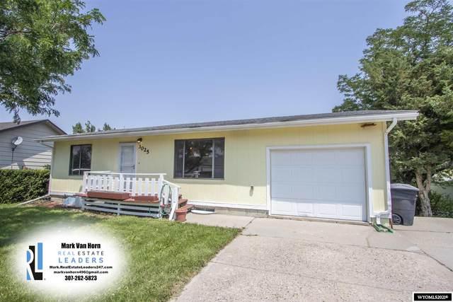 3025 Pheasant Drive, Casper, WY 82604 (MLS #20214452) :: Real Estate Leaders