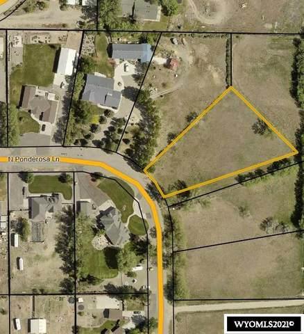 1085 N Ponderosa Lane, Worland, WY 82401 (MLS #20214457) :: Lisa Burridge & Associates Real Estate