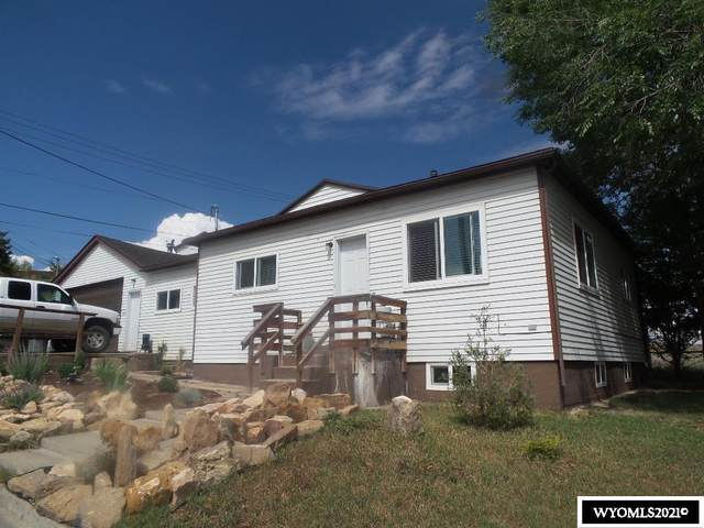 1501 W Main Street, Evanston, WY 82930 (MLS #20214459) :: RE/MAX The Group