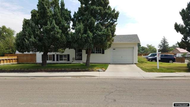 490 Logan Street, Green River, WY 82935 (MLS #20214463) :: RE/MAX Horizon Realty