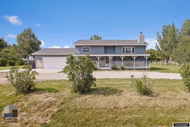 7982 Sims Creek Road, Casper, WY 82604 (MLS #20214474) :: RE/MAX Horizon Realty