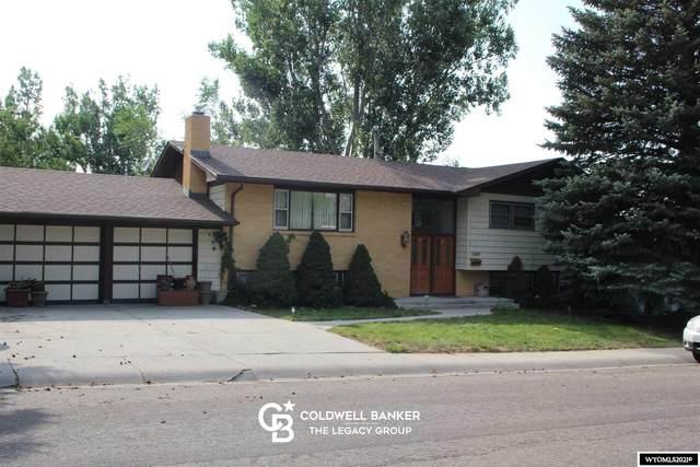 1360 Nottingham Drive, Casper, WY 82609 (MLS #20214476) :: Lisa Burridge & Associates Real Estate