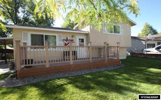 1405 Cheryl Sue Drive, Riverton, WY 82501 (MLS #20214484) :: RE/MAX Horizon Realty