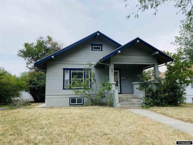 801 S 5th Street, Douglas, WY 82633 (MLS #20214497) :: Real Estate Leaders