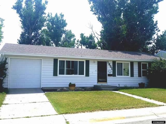 1601 W 29th Street, Casper, WY 82604 (MLS #20214498) :: RE/MAX Horizon Realty