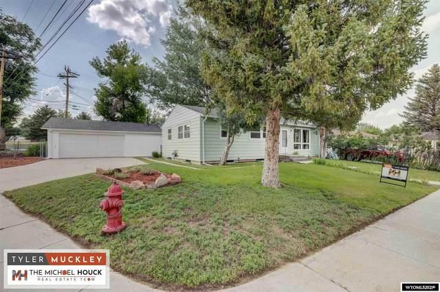 7 Shannon Drive, Glenrock, WY 82637 (MLS #20214504) :: Real Estate Leaders