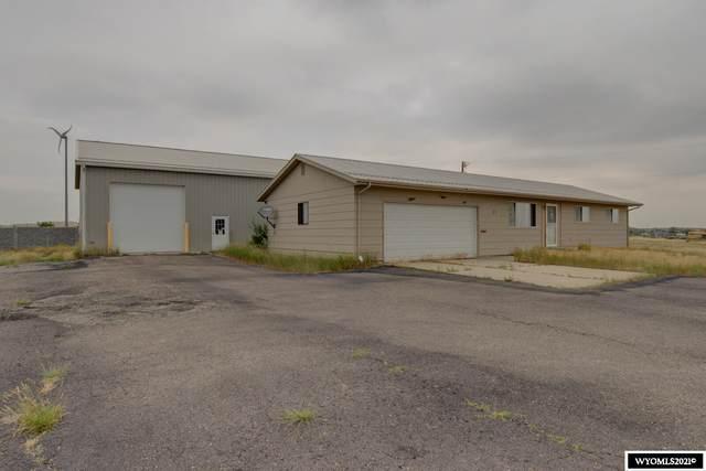 21 N Coyote, Glenrock, WY 82637 (MLS #20214505) :: Lisa Burridge & Associates Real Estate