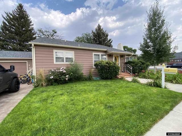 204 N 13th Street, Worland, WY 82401 (MLS #20214506) :: RE/MAX Horizon Realty
