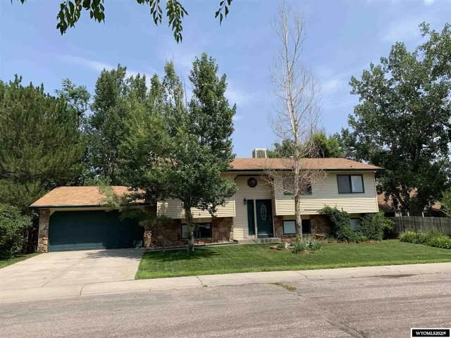 2081 Buffalo Street, Casper, WY 82604 (MLS #20214508) :: Lisa Burridge & Associates Real Estate