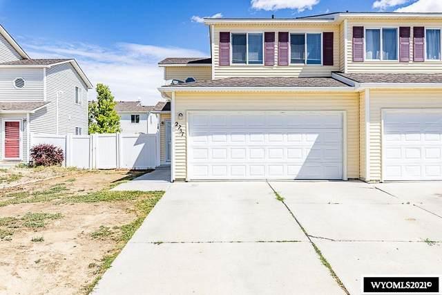 2737 Koven Dr., Rock Springs, WY 82901 (MLS #20214517) :: Real Estate Leaders