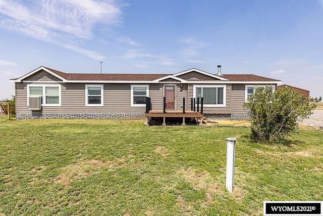 48 M & M Avenue, Farson, WY 82932 (MLS #20214521) :: Real Estate Leaders