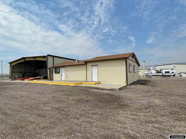213 Industrial, Rock Springs, WY 82901 (MLS #20214523) :: RE/MAX Horizon Realty