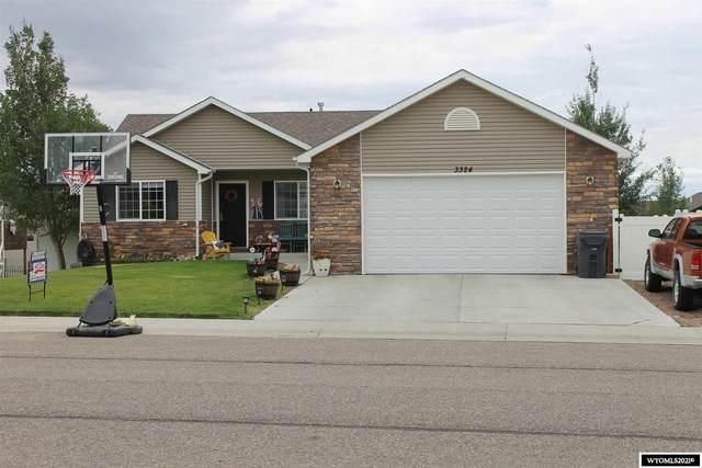 3324 Bristol Avenue, Rock Springs, WY 82901 (MLS #20214530) :: Real Estate Leaders