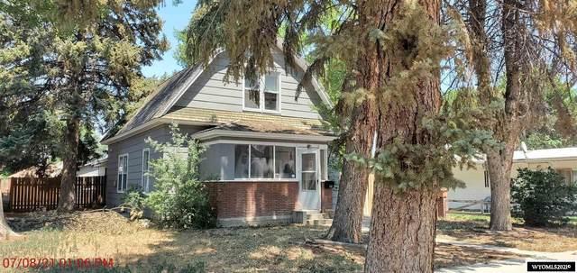308 N 2nd Avenue, Greybull, WY 82426 (MLS #20214541) :: Real Estate Leaders