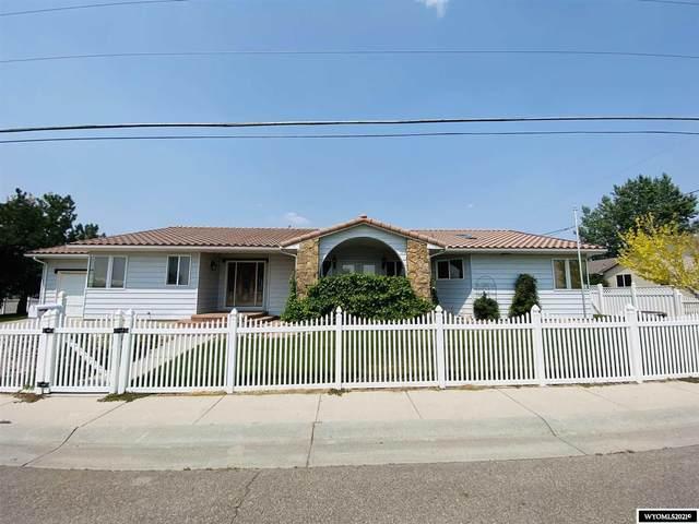 1100 Erwin Street, Douglas, WY 82633 (MLS #20214542) :: Real Estate Leaders