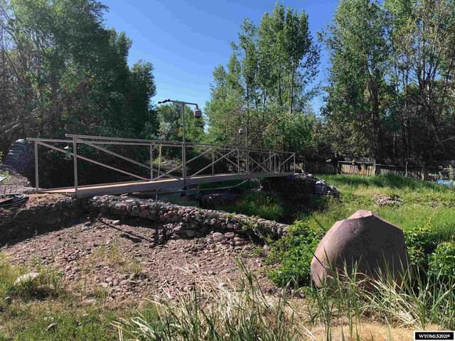 550 Evergreen, Mountain View, WY 82939 (MLS #20214543) :: Real Estate Leaders
