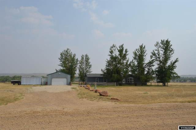949 Lower Sussex Road, Kaycee, WY 82639 (MLS #20214545) :: RE/MAX The Group