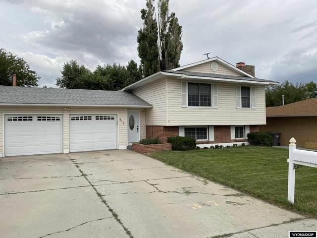 513 Ashley Street, Rock Springs, WY 82901 (MLS #20214552) :: Real Estate Leaders