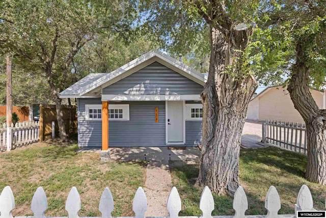114 First Street, Mills, WY 82644 (MLS #20214559) :: Broker One Real Estate