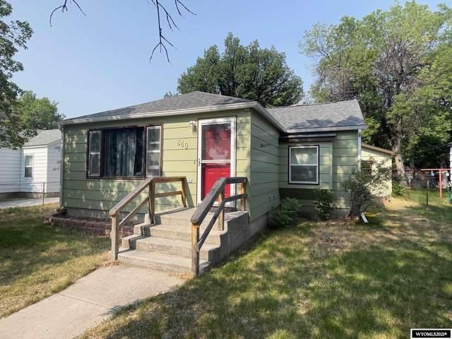 840 Rainbow Drive, Riverton, WY 82501 (MLS #20214563) :: Real Estate Leaders
