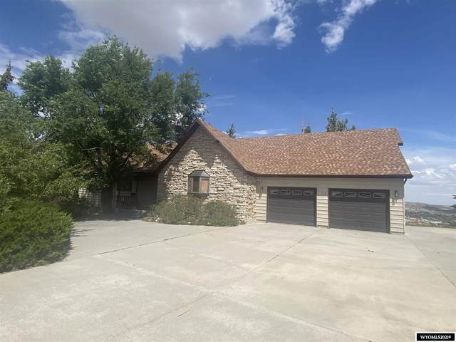 213 College Court, Rock Springs, WY 82901 (MLS #20214566) :: Real Estate Leaders