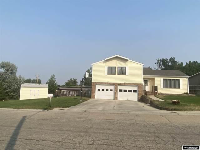 501 Sourdough, Buffalo, WY 82834 (MLS #20214567) :: Real Estate Leaders