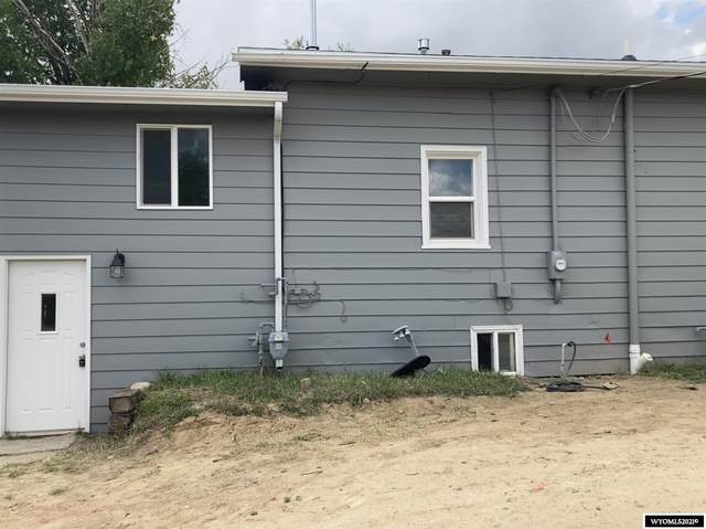 214 S 7th, Saratoga, WY 82331 (MLS #20214568) :: Real Estate Leaders