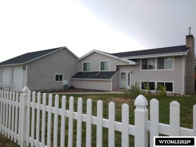 1605 Center Drive, Lyman, WY 82937 (MLS #20214571) :: Real Estate Leaders