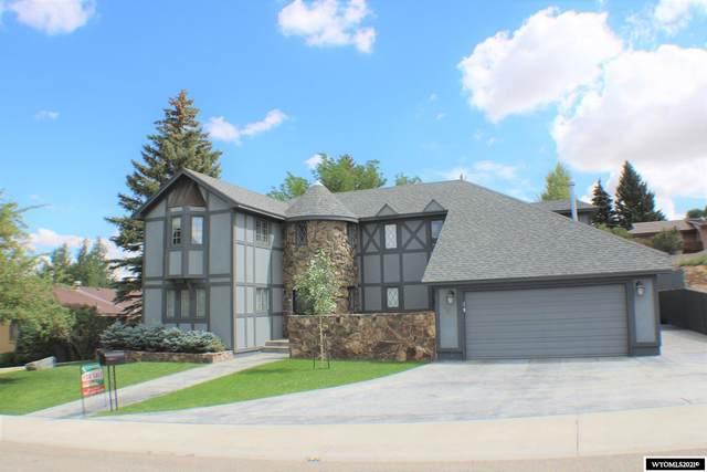 505 Agate Street, Rock Springs, WY 82901 (MLS #20214573) :: Real Estate Leaders