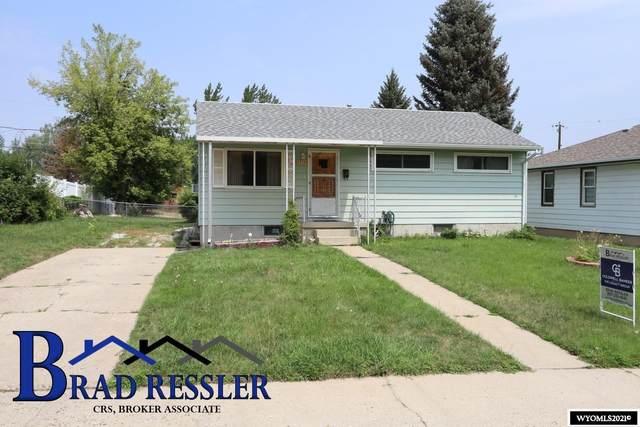 2934 E 11th Street, Casper, WY 82609 (MLS #20214576) :: Lisa Burridge & Associates Real Estate