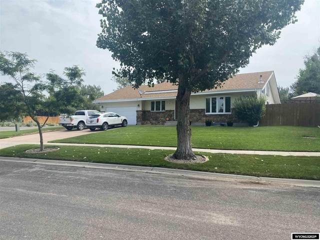 4411 Puma Drive, Casper, WY 82604 (MLS #20214584) :: Broker One Real Estate