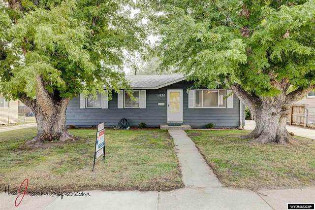 1635 Custer, Casper, WY 82604 (MLS #20214596) :: Real Estate Leaders