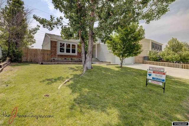 811 W 45th, Casper, WY 82601 (MLS #20214597) :: Real Estate Leaders