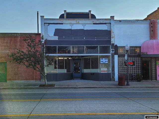 1009 Front Street, Evanston, WY 82930 (MLS #20214601) :: Broker One Real Estate