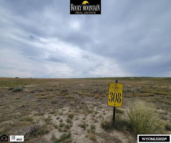 BB Brooks Lot 308 Cowpony Trail, Casper, WY 82604 (MLS #20214604) :: RE/MAX Horizon Realty