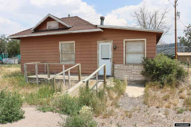 267 Main Street, La Barge, WY 83123 (MLS #20214612) :: RE/MAX The Group