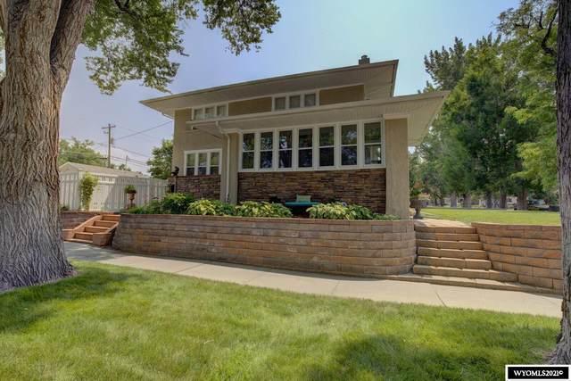 309 E 10 Th St, Casper, WY 82601 (MLS #20214613) :: Real Estate Leaders