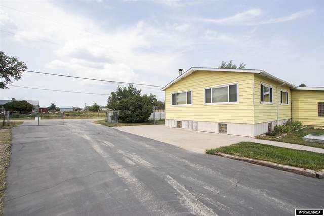 4081 Swingle Acres Road, Casper, WY 82604 (MLS #20214616) :: Real Estate Leaders