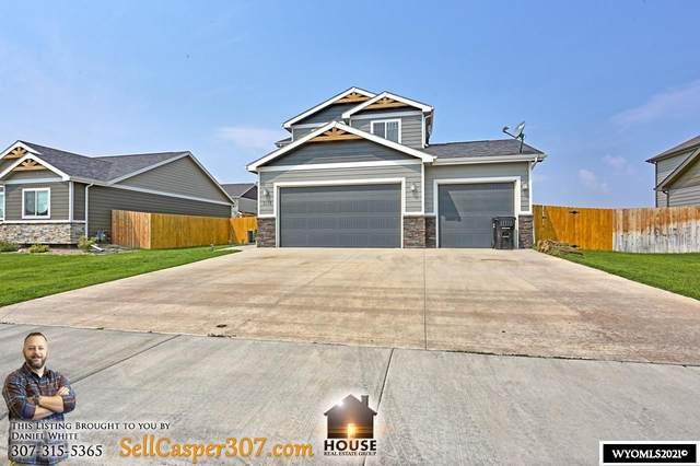 3112 Indian Scout Drive, Casper, WY 82604 (MLS #20214619) :: Lisa Burridge & Associates Real Estate