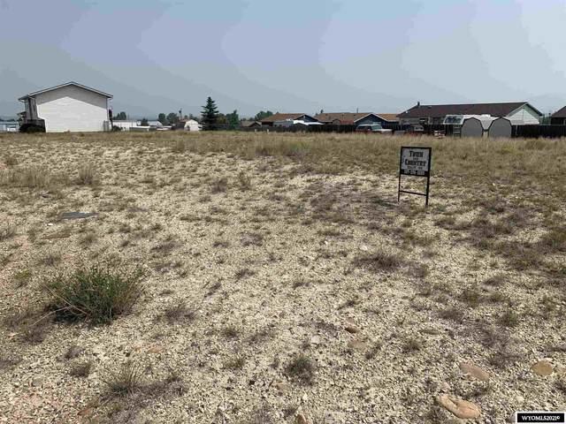 Lots 10 & 11 Block 1, Swanson Brothers Subdivision, Saratoga, WY 82331 (MLS #20214625) :: Lisa Burridge & Associates Real Estate